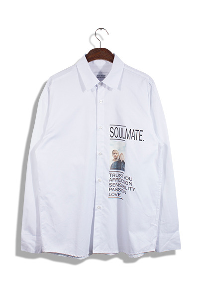 unique825. soulmate trust shirts [2color] [SOLD OUT]