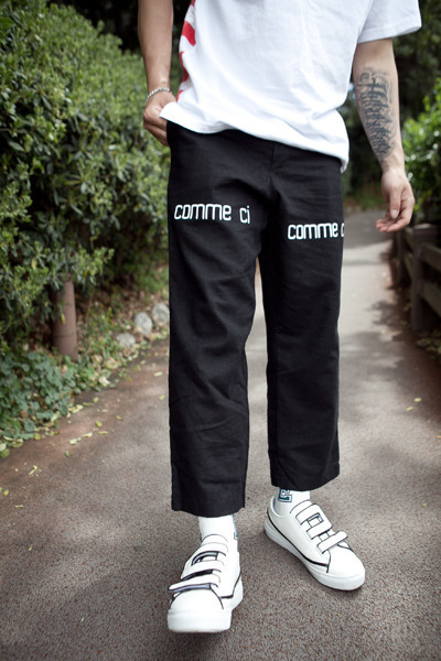 pants857. comme ca wide pants [3color][SOLD OUT]