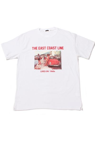 the east coast line [3color][SOLD OUT]