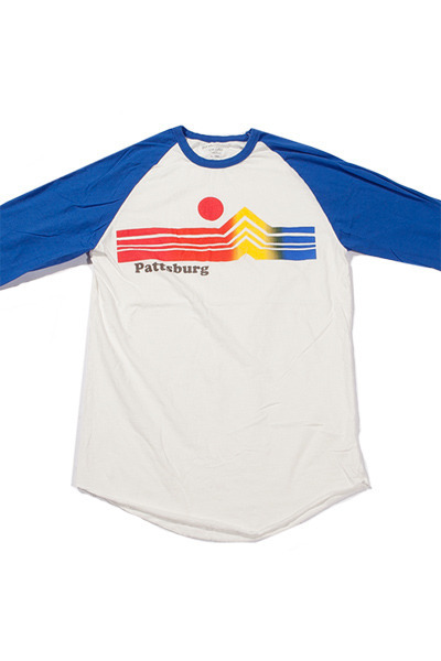pattsburg raglan t-shirt [3color][SOLD OUT]