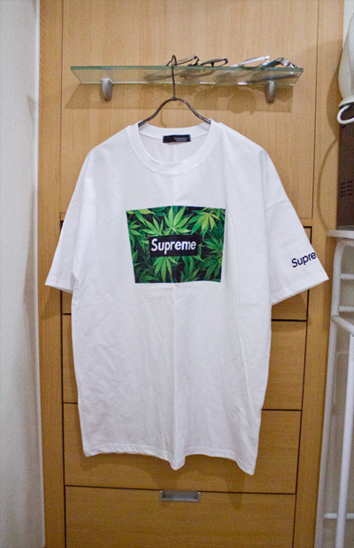 top1104. cannabis t-shirt [2color][SOLD OUT]
