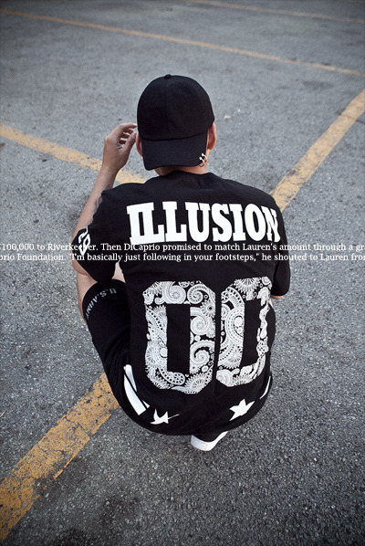 top1100. illusion magic [2color][SOLD OUT]