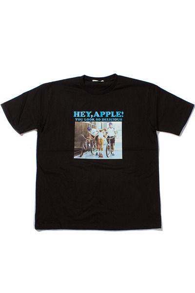 HEY APPLE [2color][SOLD OUT]