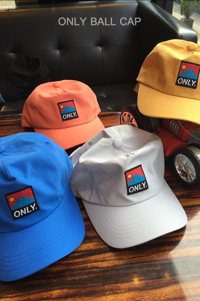 acc801. only ball cap [4color][SOLD OUT]
