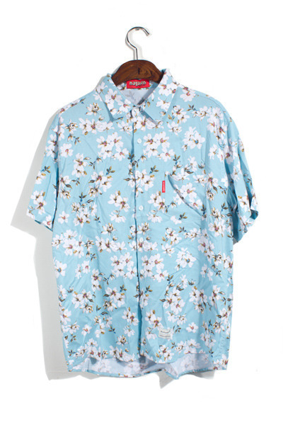 floral summer shirt [2color][SOLD OUT]