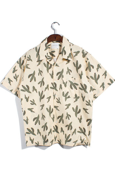 CACTUS Shirts [2color][SOLD OUT]