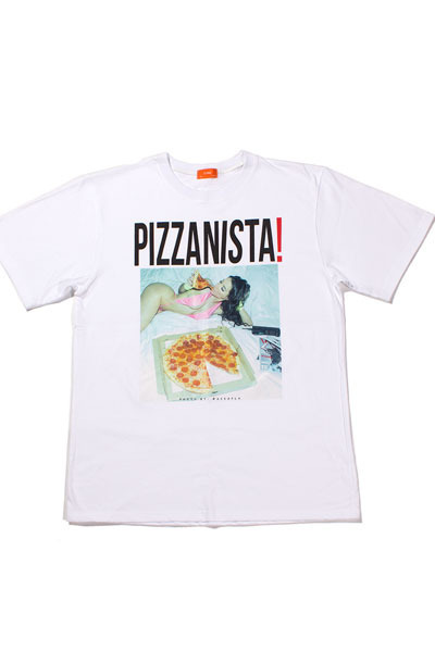 PIZZA T-shirt[SOLD OUT]