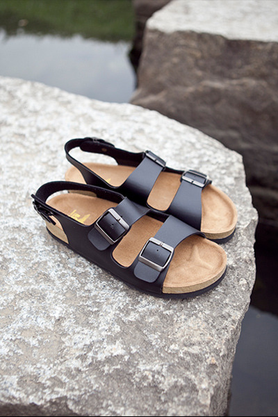 acc844. madness summer sandal [3color]