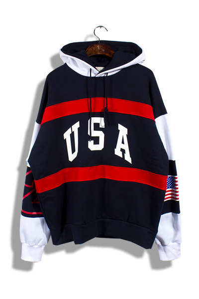 unique150. USA napping hood [2color]
