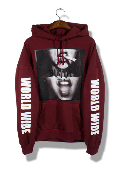 unique156. world wide hood [3color][SOLD OUT]