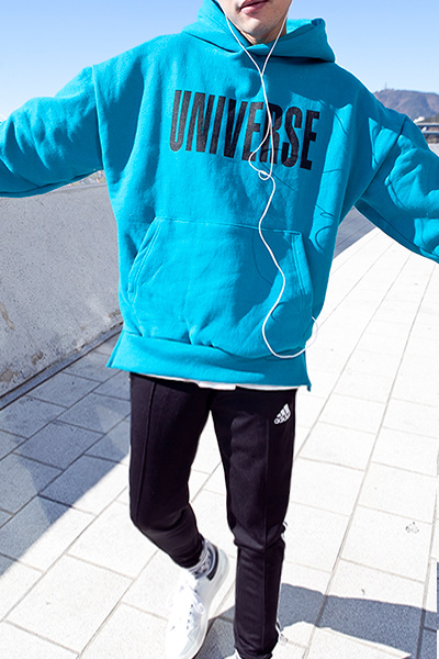 top1522. universe hood [5color] [SOLD OUT]
