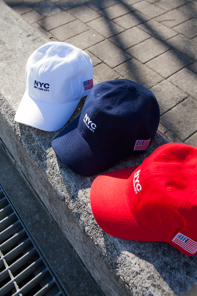 acc997. new york city ball cap [4color][SOLD OUT]
