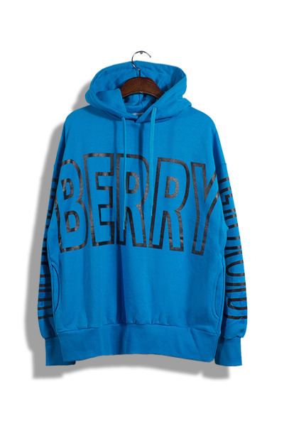 unique234. berry good hood [6color]