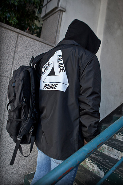 outer1088. PLCDG coach jacket [2type]