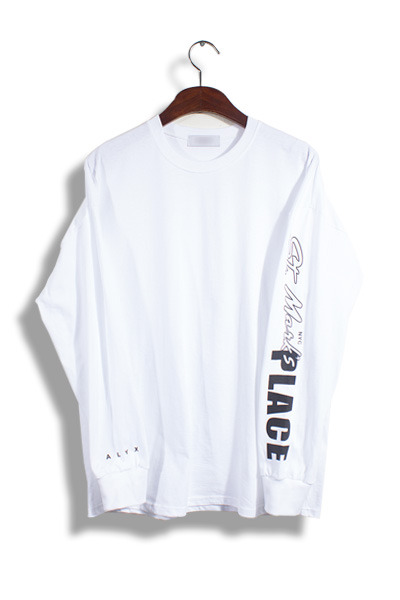 unique230. alyx logo t-shirt [4color]