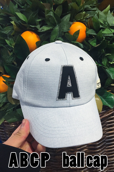 acc1066. ABCP ball cap [4color]
