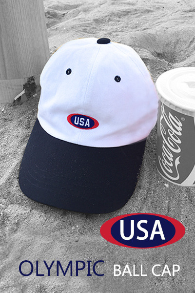 acc1096. USA Olympic ball cap [4color]