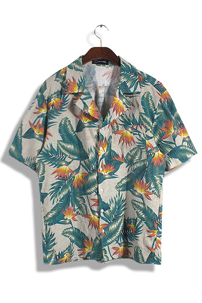 unique367. Aloha Shirts [2color]
