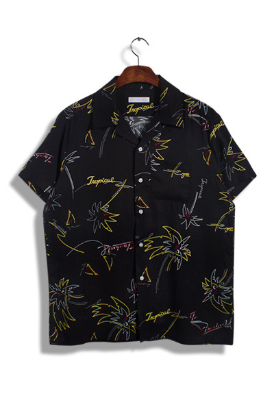 unique395. summer yajasu shirt [2color]