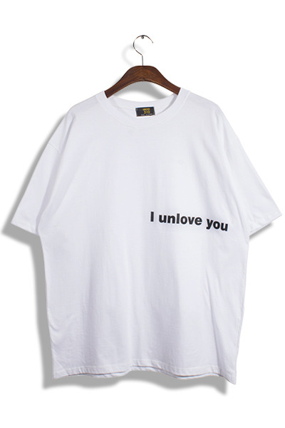 unique372. Unlove You Over T [2color]