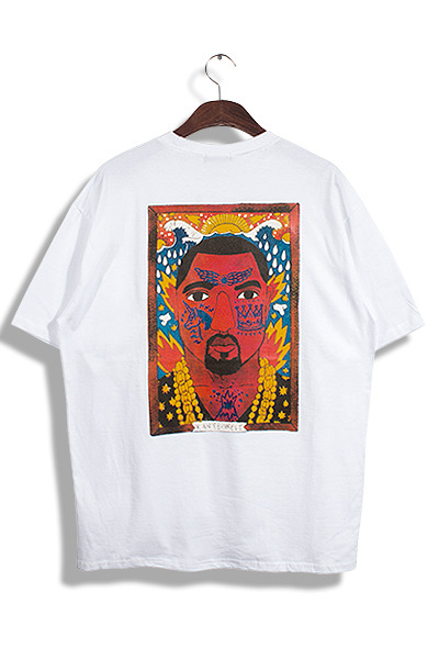 unique432. KANYE Boxy T [2color]
