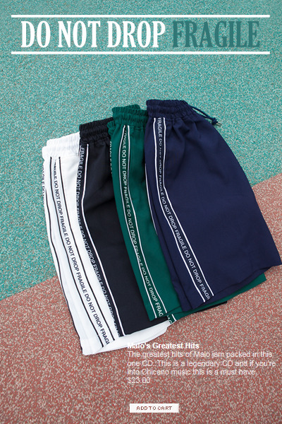 pants1122. do not drop line slacks [4color]