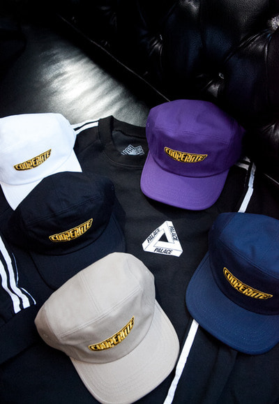 acc1160. cooperate camp cap [5color]