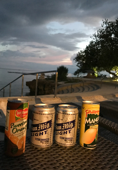 #BOHOL - BEACH, SUNSET and... BEER