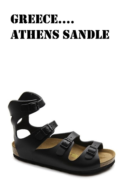 acc157. greece athens sandle [2color]