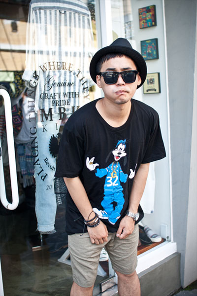 top356. hiphop goopy t-shirt [2color][SOLD OUT]