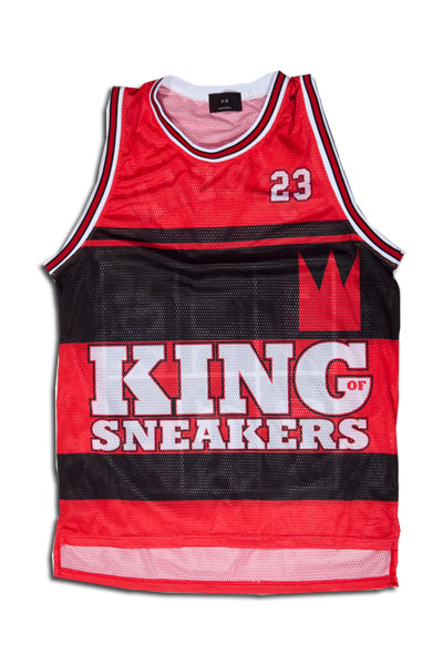 king sneakers sleeveless [2color][SOLD OUT]