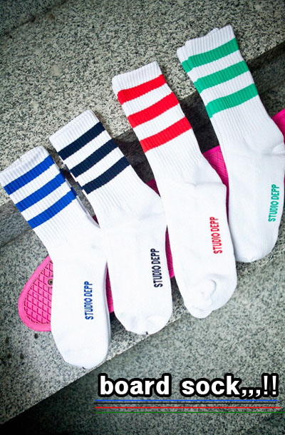 acc283. board socks [4color]