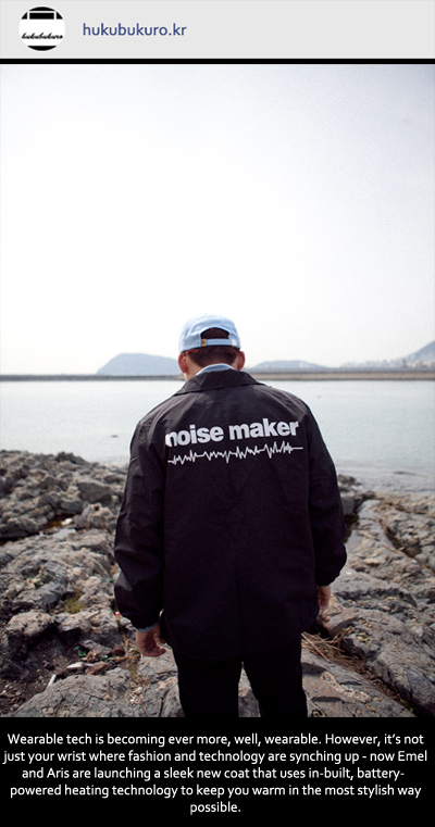 outer718. noise maker coach jacket [2color][SOLD OUT]