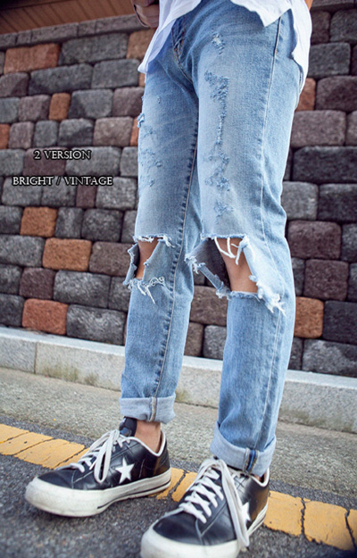 pants756. bright / vintage des mupajean [2color][SOLD OUT]