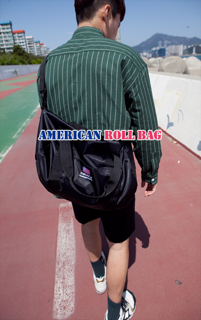 acc409. american roll bag [SOLD OUT]