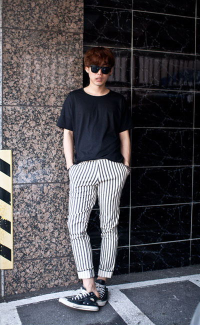 pants192. Stripe pants[SOLD OUT]